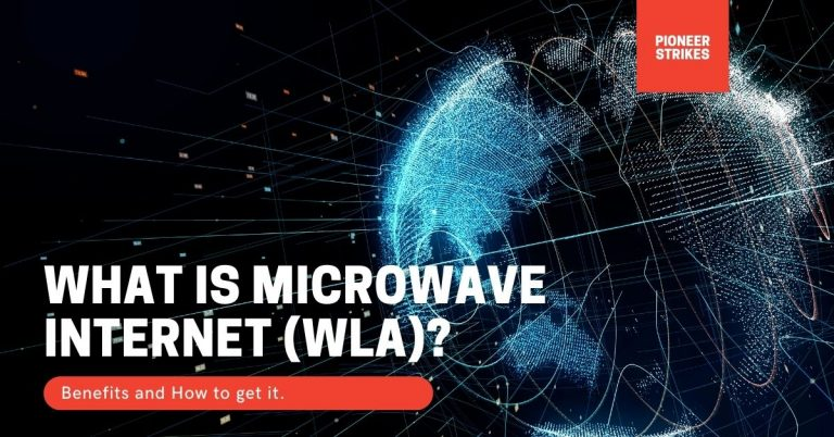 microwave internet