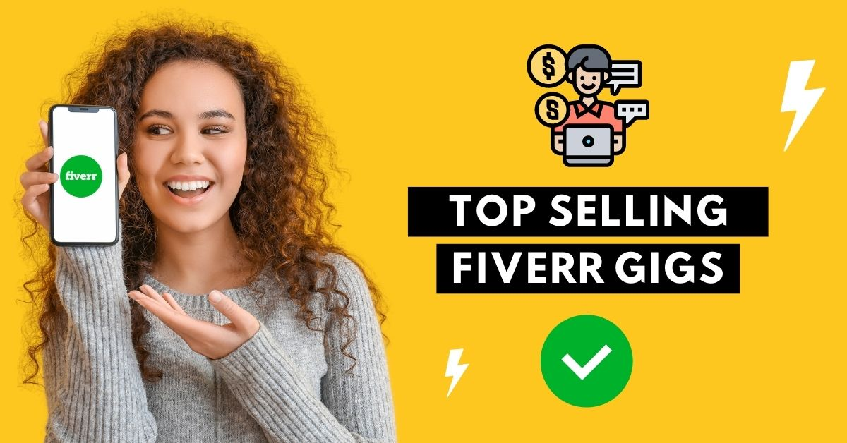 most popular fiverr gigs