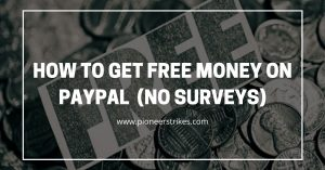 How to get free money on PayPal-min
