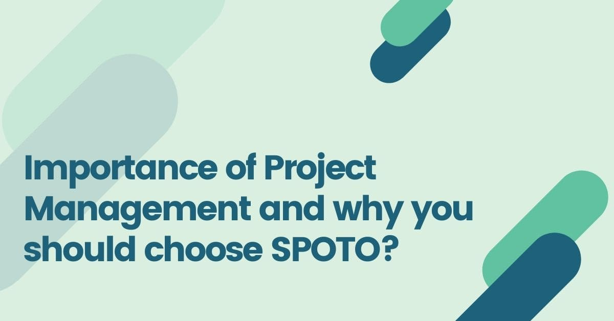 spoto club and project management